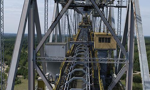 Conveyor Belt Safety